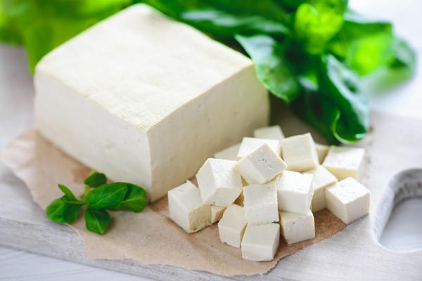 formaggio vegano tofu