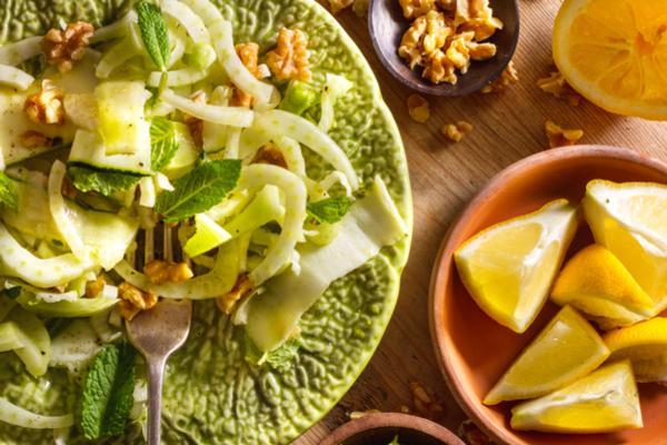 insalata finocchi
