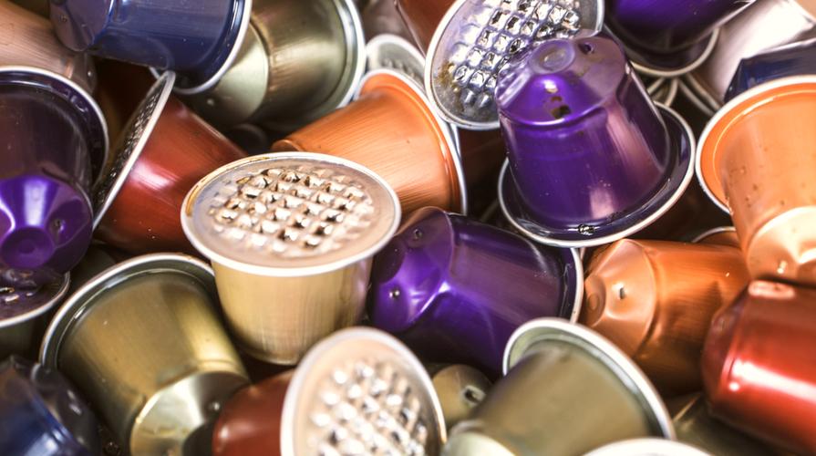 riciclare capsule caffè