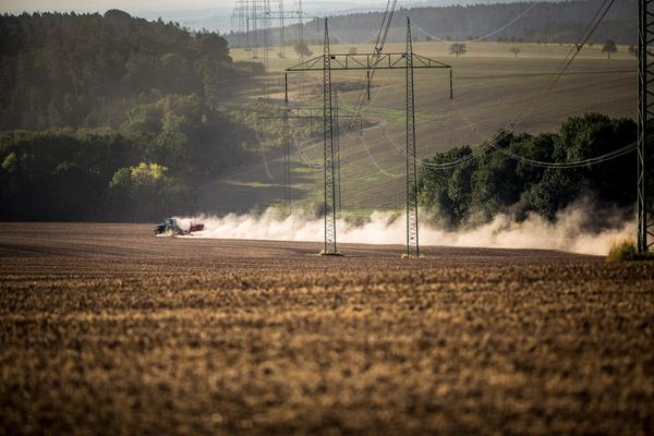 siccità agricoltura
