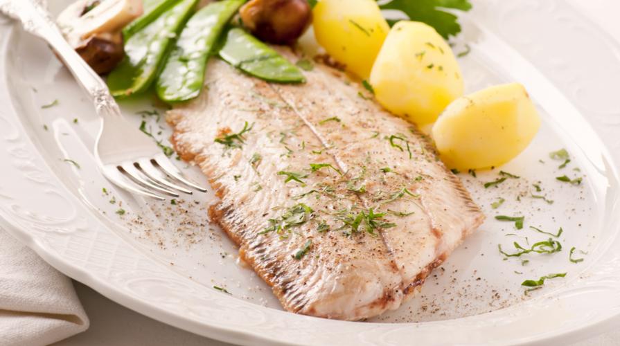 sogliola valori nutrizionali