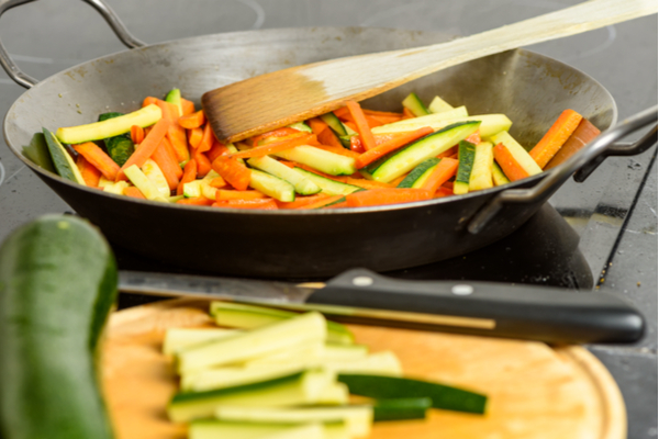verdure per frittura