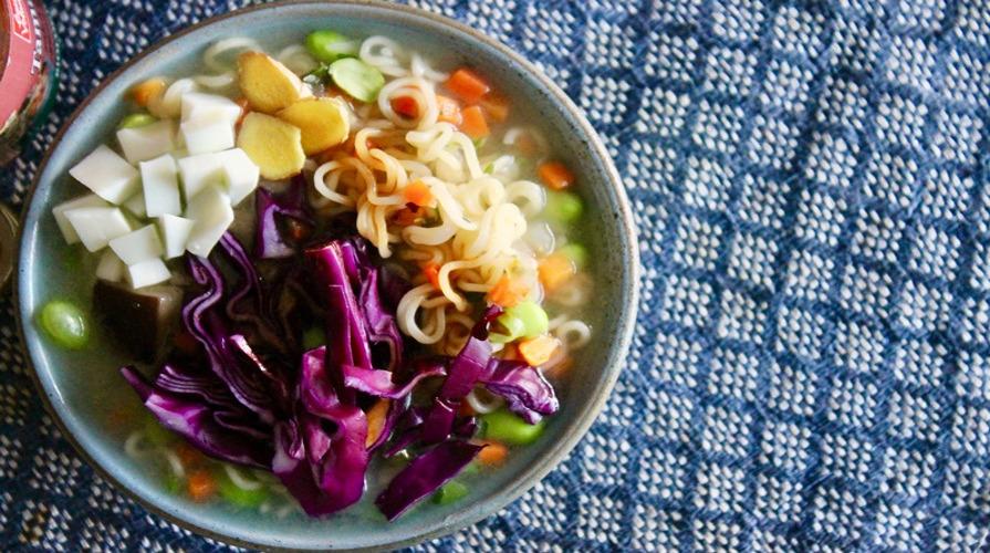 noodles ricetta