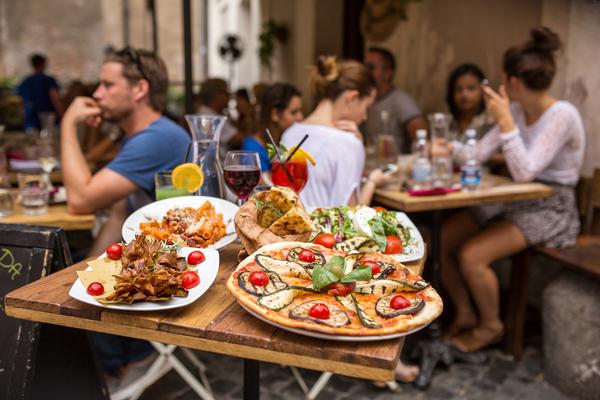 cibo roma