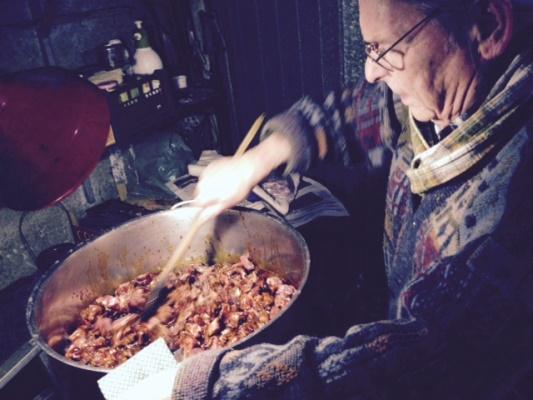 gulash ricetta collio