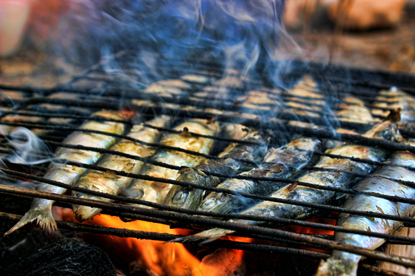 pesce grigliato