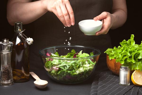 sale insalata
