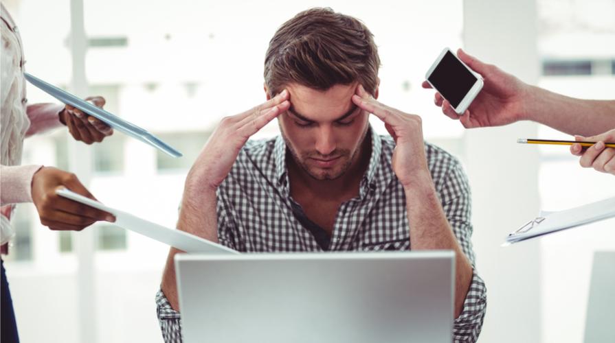Perché lo stress fa ingrassare