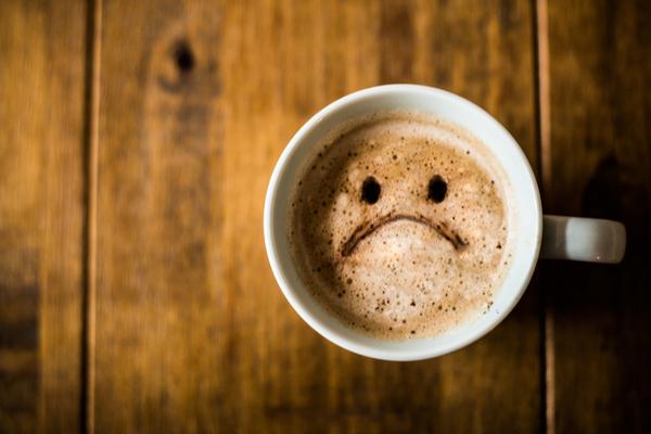 caffeina fa male