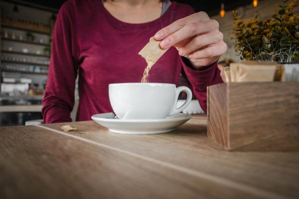 caffè zucchero