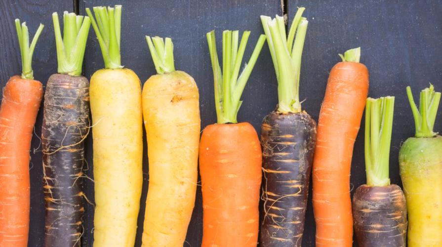 Variet di carote come riconoscerle e prepararle in cucina for Cucinare carote