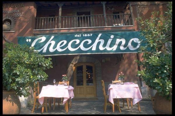 checchino dal 1987