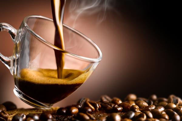 caffè fatto in casa