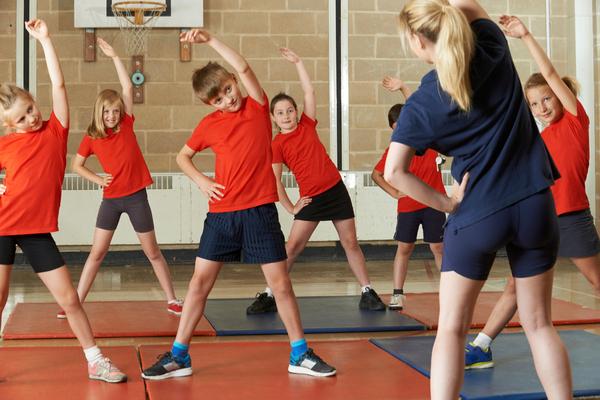 sport a scuola