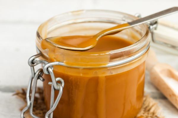 crema di cocco caramellata