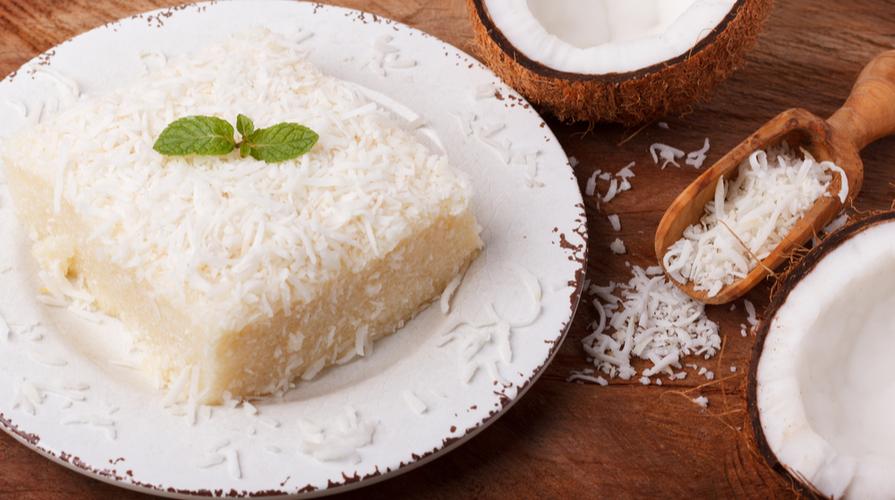 ricette latte di cocco