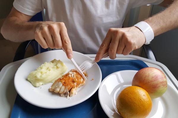 menù senza sale