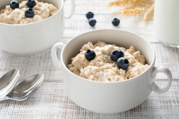 ricetta porridge all'inglese