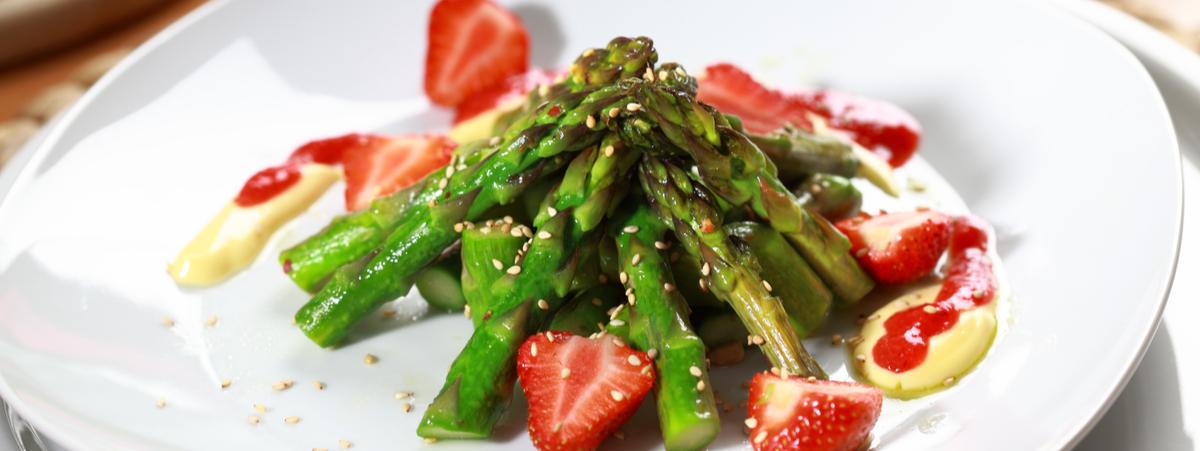 abbinamenti asparagi