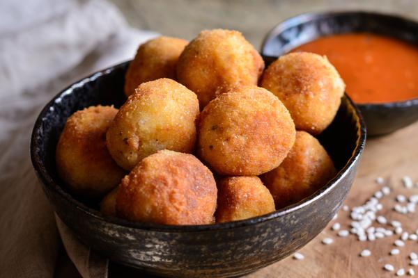 arancine ricetta