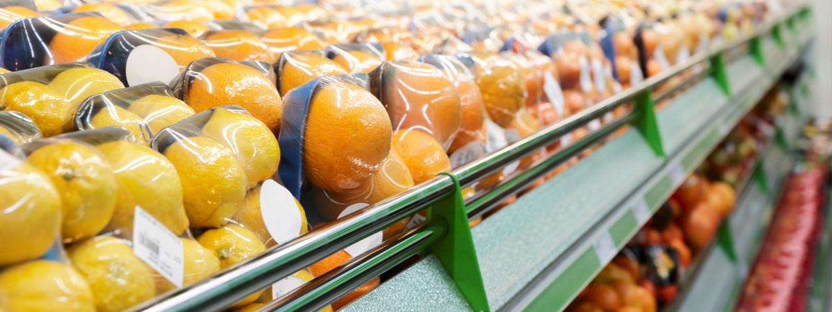 boom frutta e verdura confezionata
