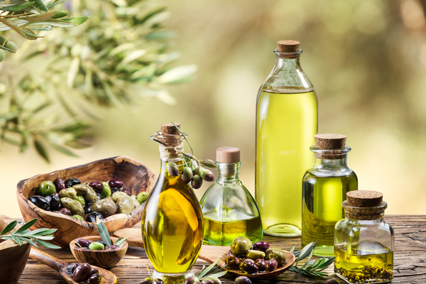 conservare olio oliva