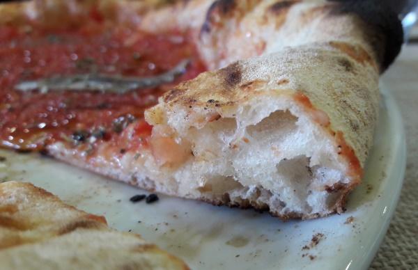crosta pizza