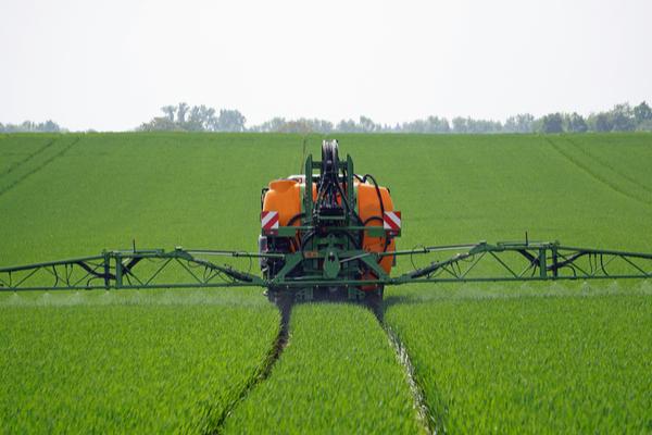 glifosato fertilizzante