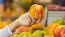il sapore di frutta e verdura è peggiorato