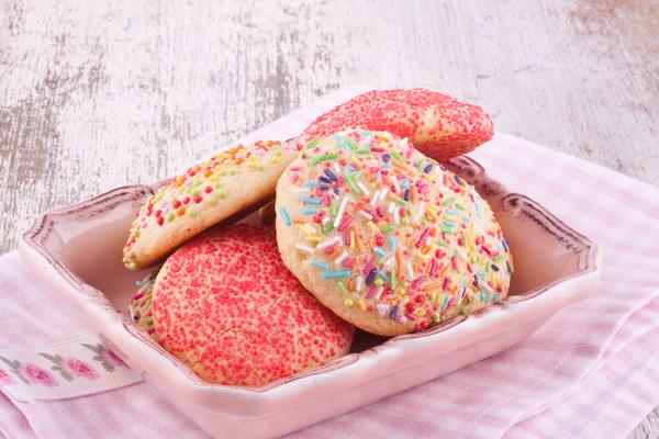 nuvole di biscotti