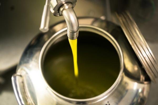 olio recipienti