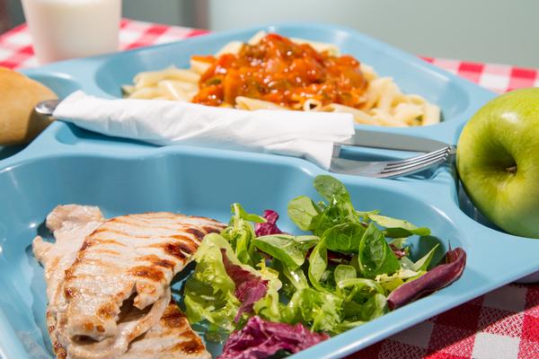 pranzo mensa scolastica