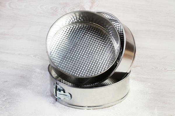 teglie da forno tonde