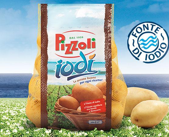 Pizzoli sacco patate