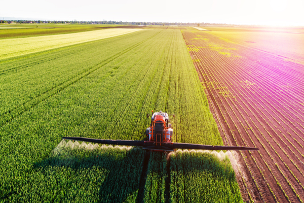 agricoltura convenzionale