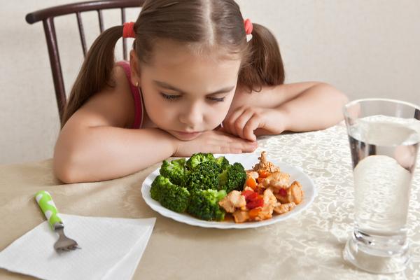 alimentazione sana bambini