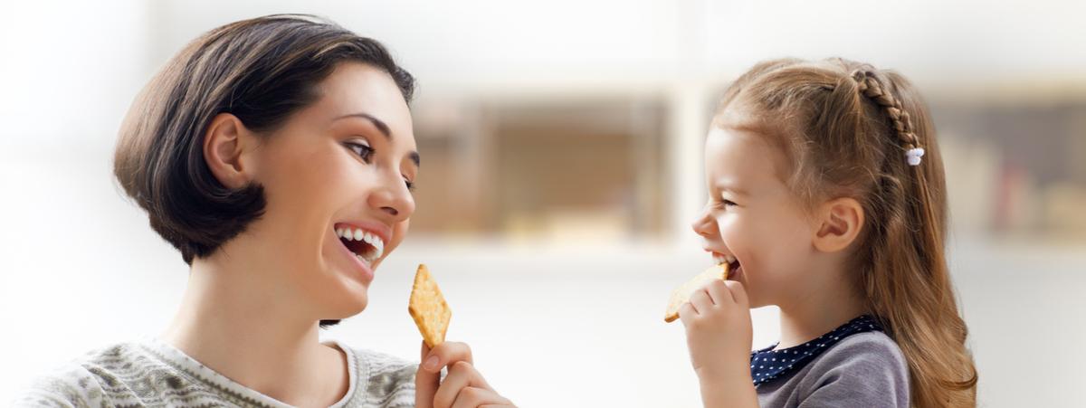 cibo per bambini