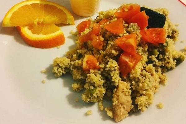 couscous ricetta