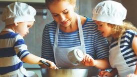 cucinare con i bambini ricette e idee divertenti