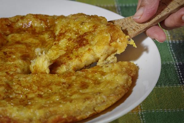frico piatto tipico friulano
