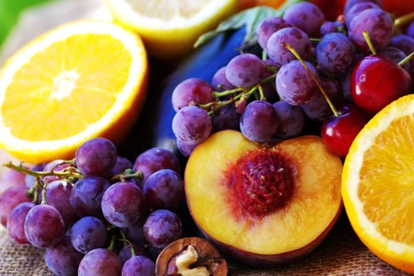frutta fruttosio
