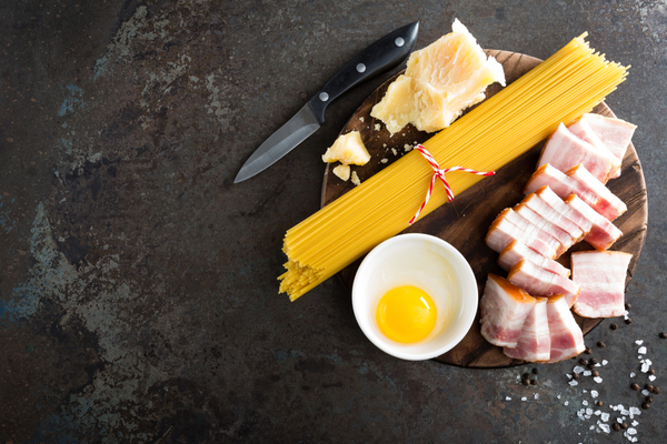ingredienti carbonara