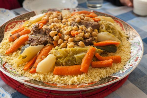 preparare il couscous