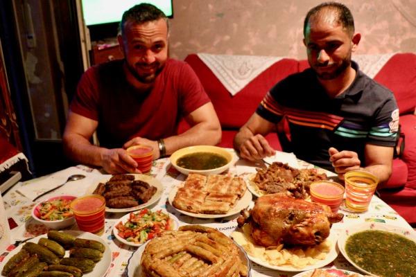 ramadan casa egiziana