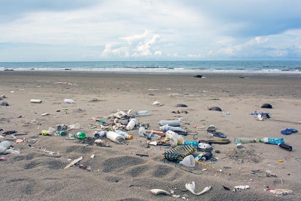 rifiuti plastica mare