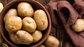 Patate arricchite con iodio