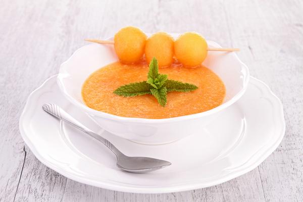 zuppa di melone