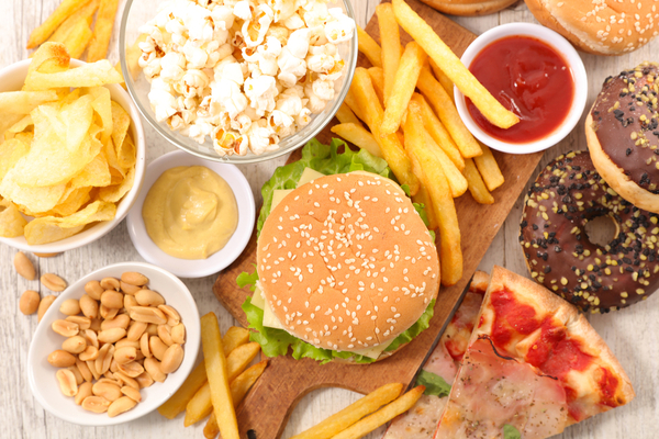 abitudini alimentari sbagliate