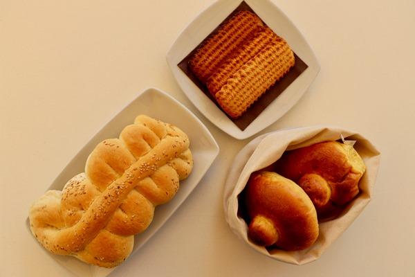 brioche e biscotti per granita