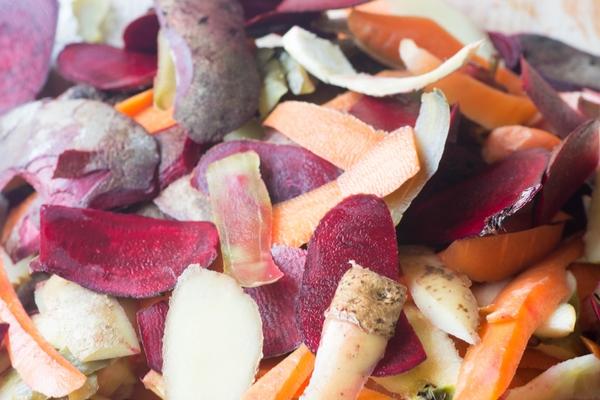 bucce di verdura